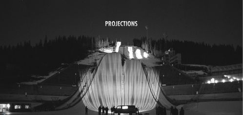 Jenny HOLZER - Projections