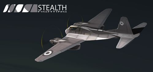 Stealth Fighting