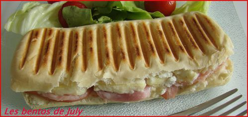 panini chèvre bacon ww 02