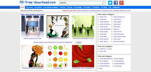 FireShot Screen Capture #031 - 'Free Vector graphic art, fr