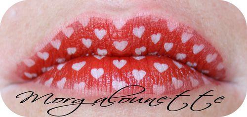 lips tatoo lips art morgalounette