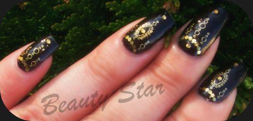 nail art dorure2