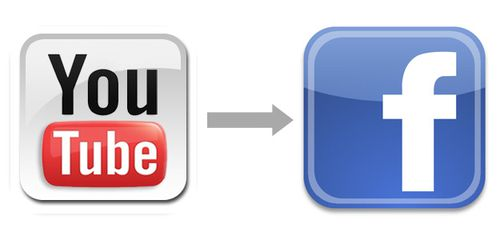 Chaine Youtube sur Facebook