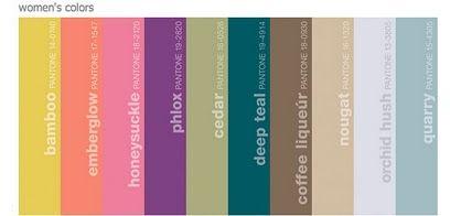 couleurs hiver 2011-2012