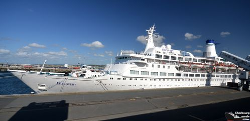 Discovery, Cherbourg 7 juin 2012