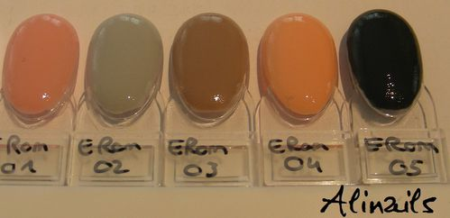 Essence Love letter swatches