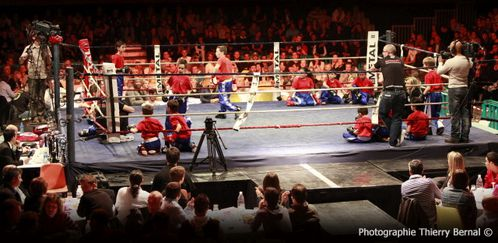 Boxe in défi XIII 18