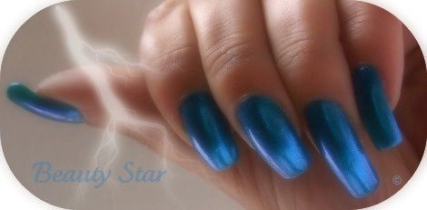 blue iguana china glaze
