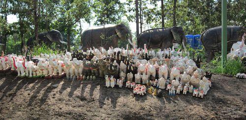 Panorama Temple éléphants 2-1