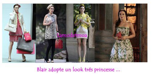 blair look princesse