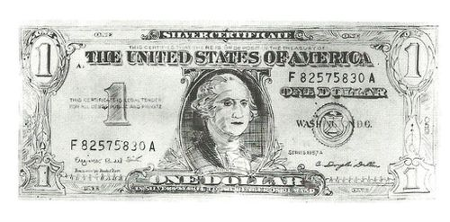 one dollar (Large)