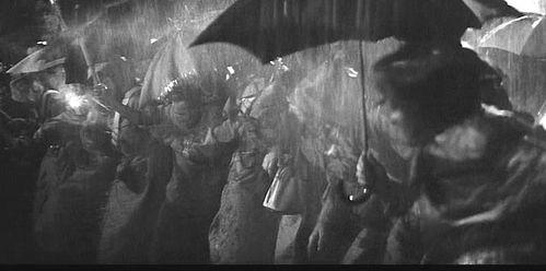 Parapluie soirée vierge