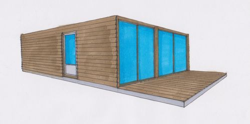 Container am nag conceptions en architecture - Container amenage ...