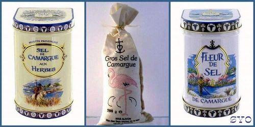 sacs de sel