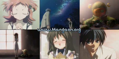 Clannad Screen