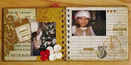 Boîte à photos + mini noël (06)