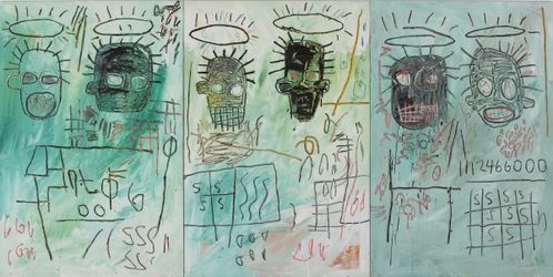 19 Basquiat 82 Six Crimee Musée d'Art contemporain LA