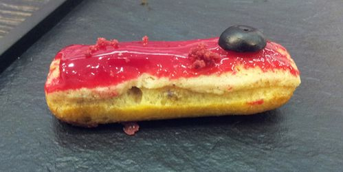 atelier de leclair eclair fruits rouges