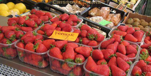 fraises italiennes
