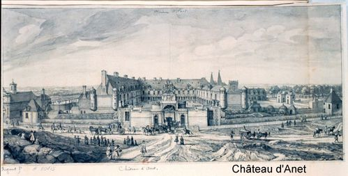 Chateau d'Anet