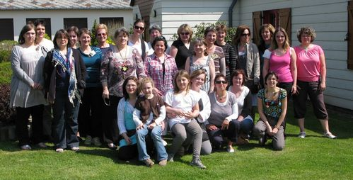 photo de groupe crop 24 avril 2010