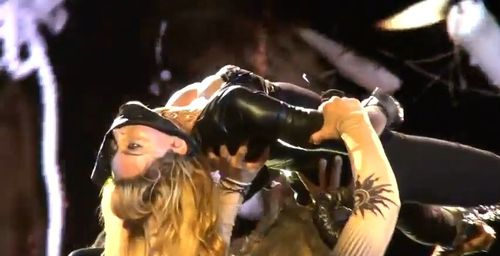 Madonna - MDNA Tour - Hung up - Abu Dhabi