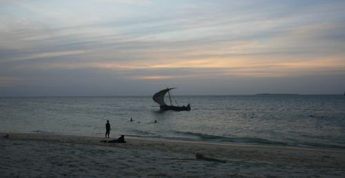 Dhow stone town