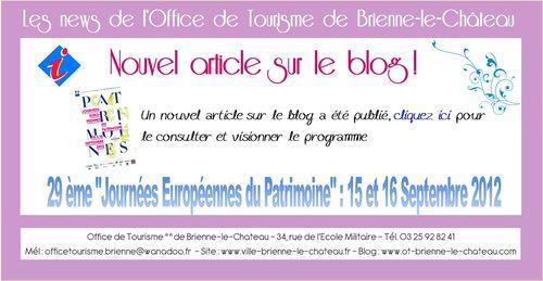 New art blog jep 2012