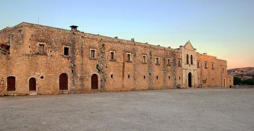 728a1 Monastère d'Arkadia (Crète)