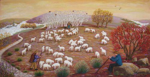 les-bergers-des-causses-2011