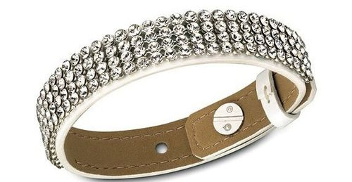 Swarovski-Golf-White-Bracelet-sito-Amazon-per-immagine-gran