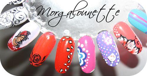 onglier nail art morgalounette (3)