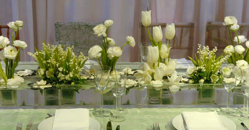 Decoration De Table De Mariage Par Preston Bailey Passeur De Plantes