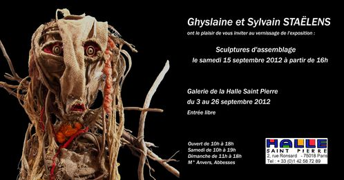 Flyer recto halle saint pierre