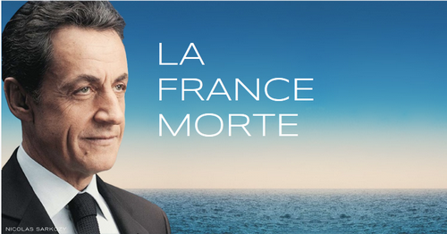 sarkozy affiche france forte sarkostique 11