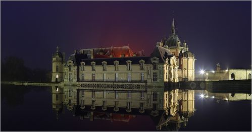 chateau chantilly panoramique 1