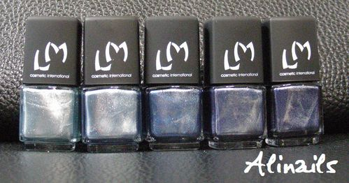 LM collection Blue jeans