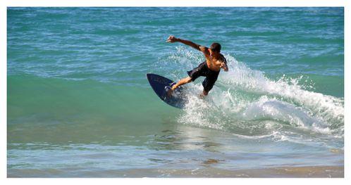 skim board guadeloupe