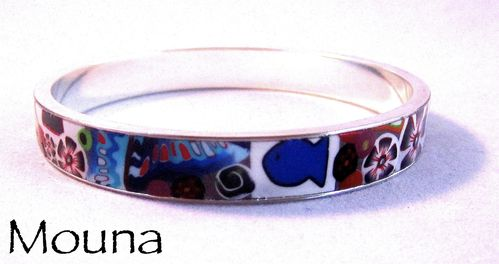 Bracelet Bande-dessinée 6 DISPONIBLE: 22 euros.