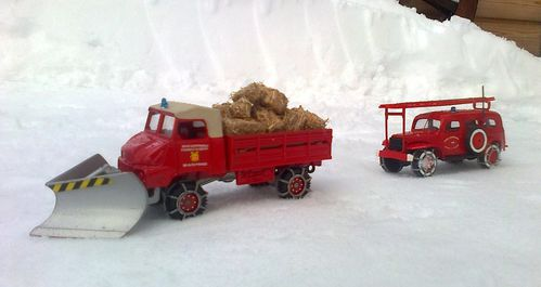 Ma collection de chasses neige le blog de racam88 for Garage citroen magny les hameaux