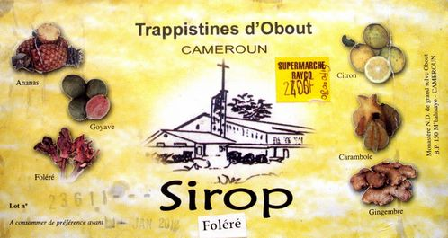 sirop obout