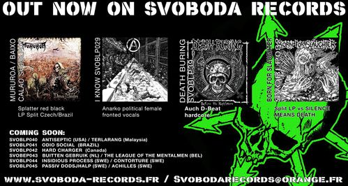 SVOBODA FLYER GREEN 2014