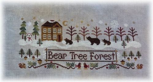 bear tree forest 1 1