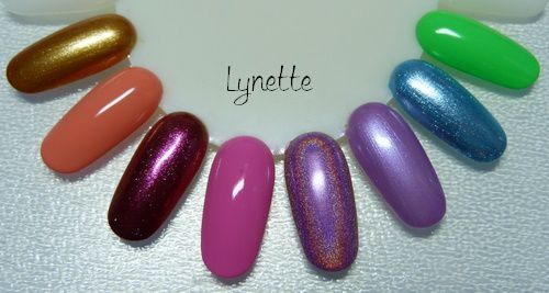 OPI SPOTTED 6