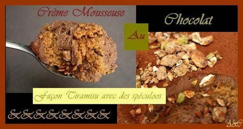 cr&#xE8;me mousseuse au chocolat fa&#xE7;on Tiramis&#xF9; (6)