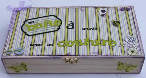 carnet couture
