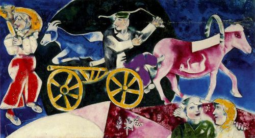 24 chagall 22-23 le marchand de bétail Pompidou