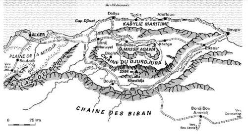 Atlas de Blida