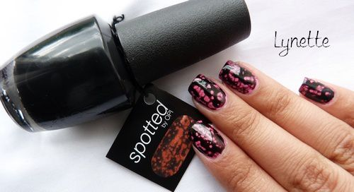 OPI SPOTTED 12