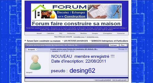 Forum faire construire sa maison desing62 plans de maison plans modifiables dwg - Faire construire sa maison forum ...